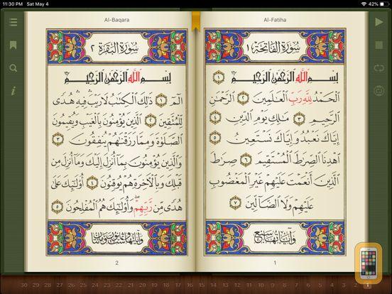 Screenshot - Quran Reader HD