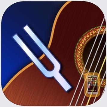 inTuna Strobe Guitar Tuner HD by HotPaw Productions (iPad)