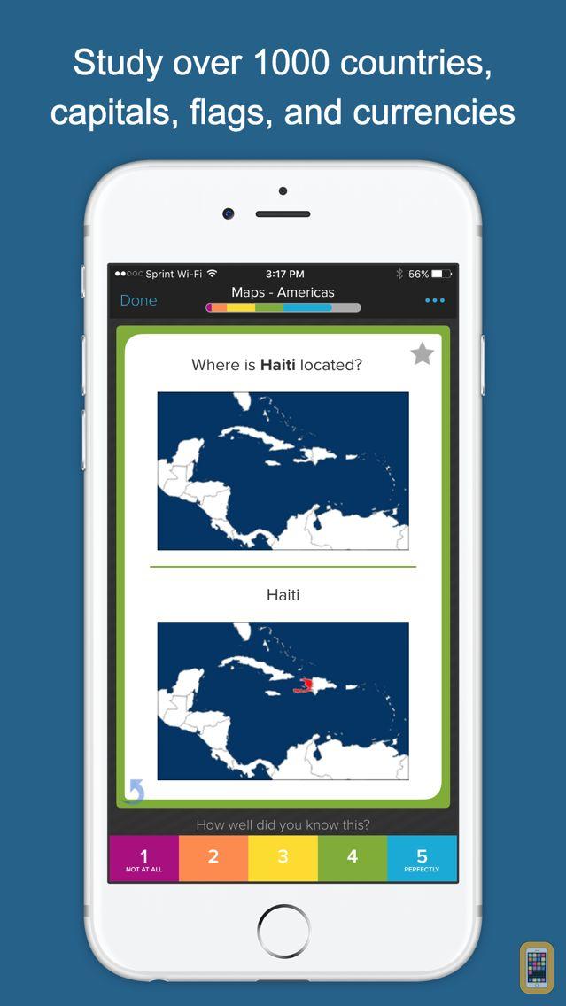 Screenshot - Learn World Geography