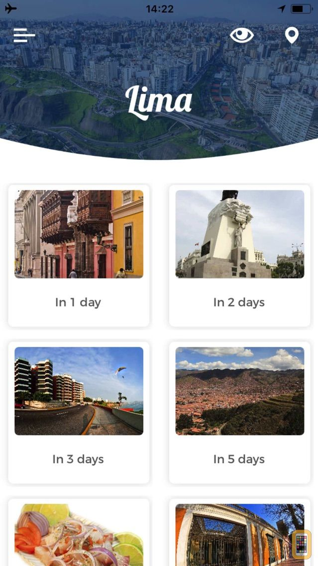 Screenshot - Lima Travel Guide Offline