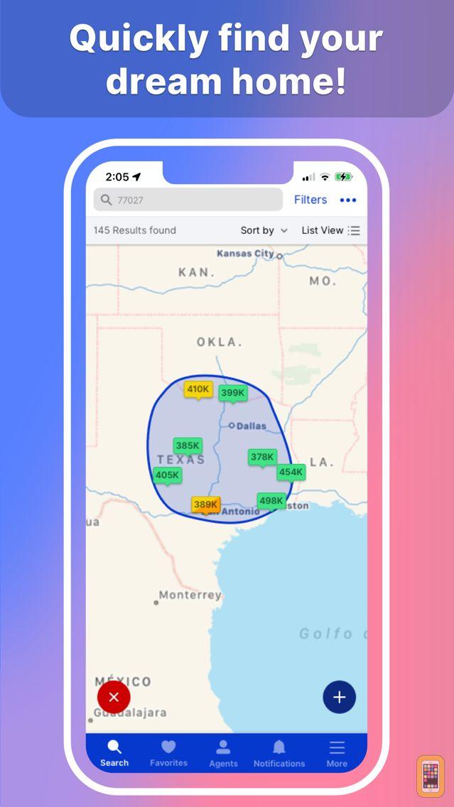 Screenshot - HAR Texas Real Estate