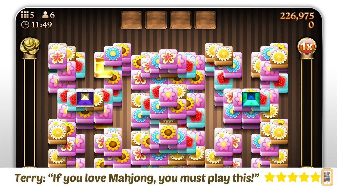 Screenshot - Mahjong Venice Mystery Classic