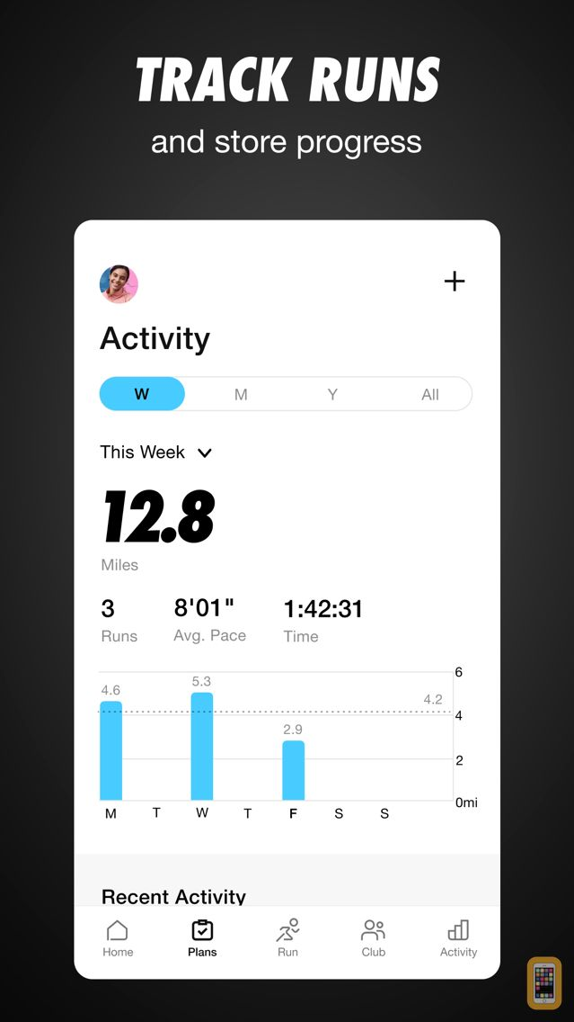 Screenshot - Nike+ Run Club