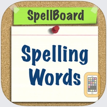 SpellBoard by PalaSoftware Inc. (Universal)