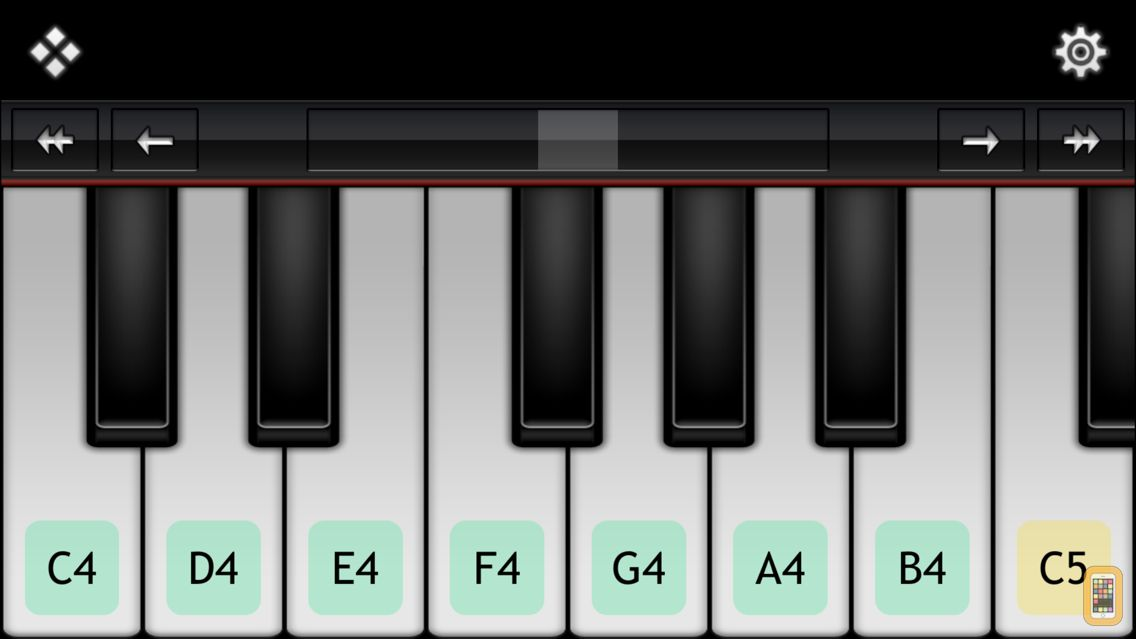 Screenshot - Virtuoso Piano Free 3