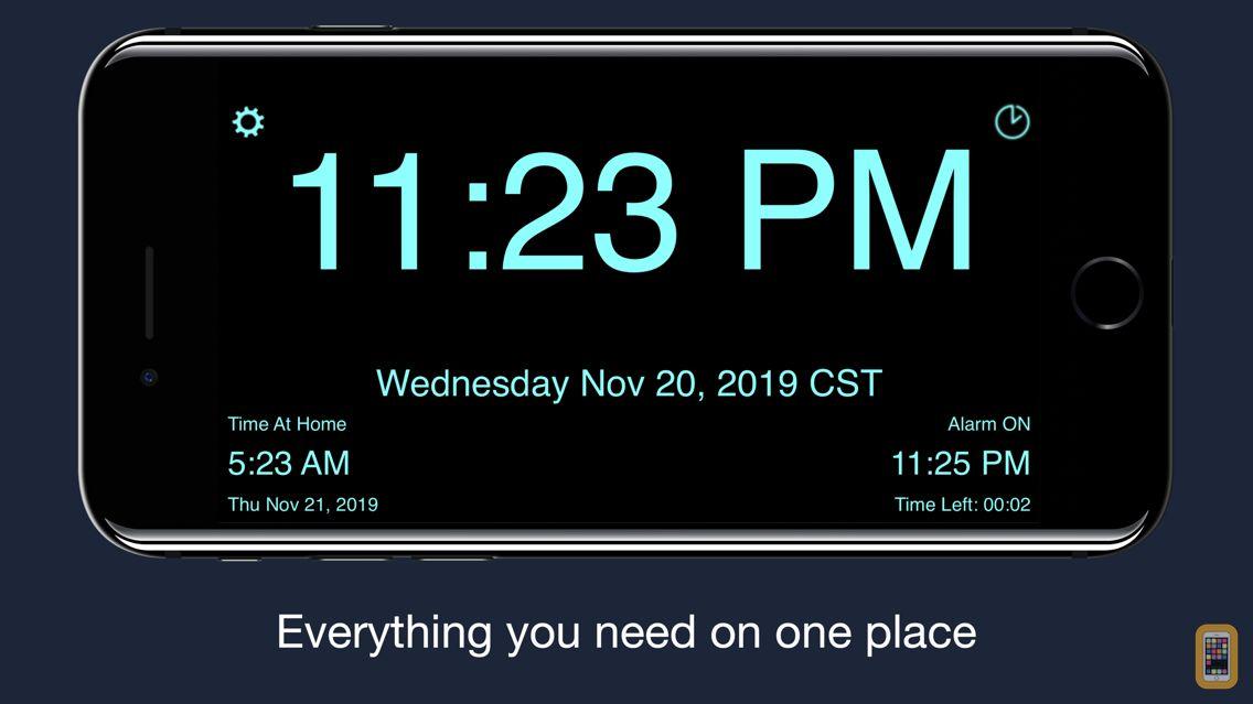 Screenshot - Travel Clock Pro