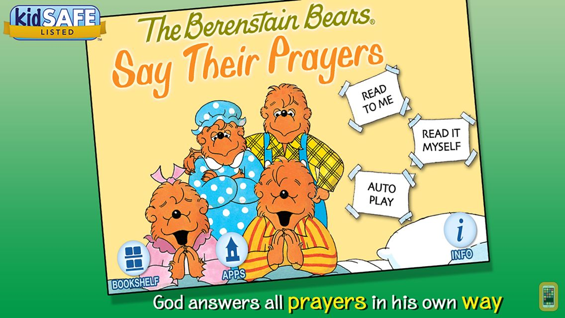 Screenshot - The Berenstain Bears Say Their Prayers