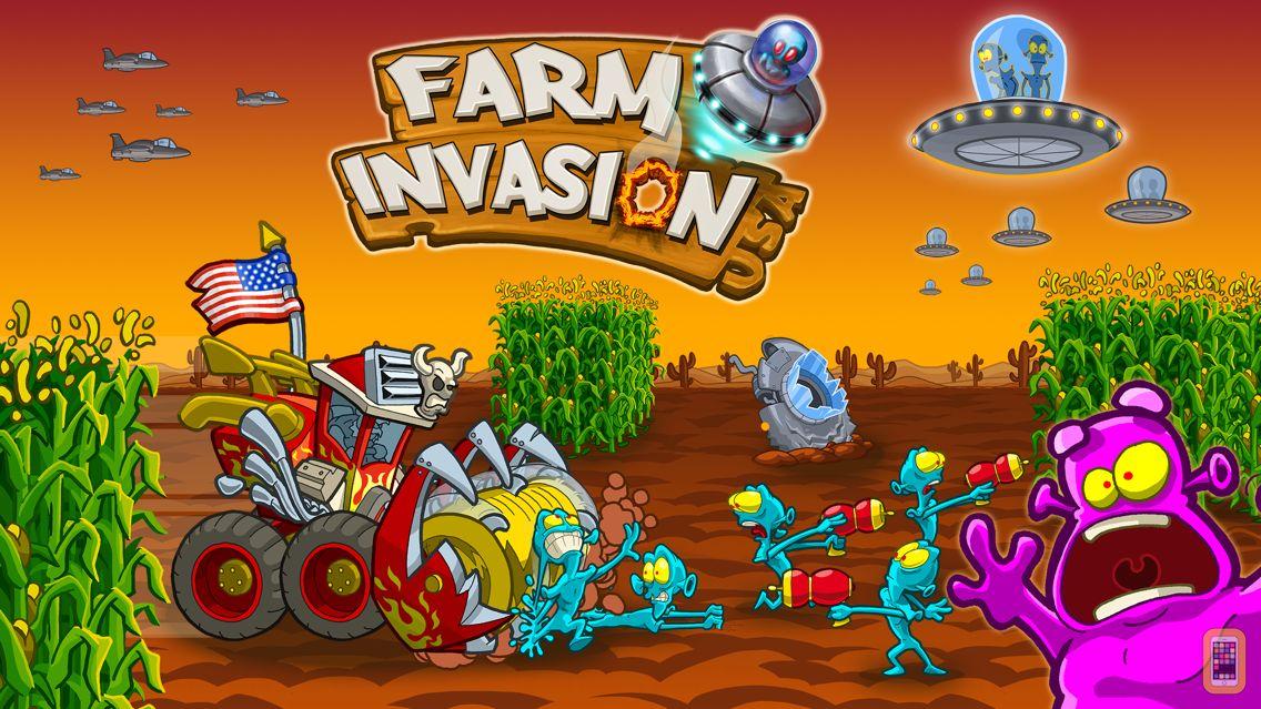Screenshot - Farm Invasion USA