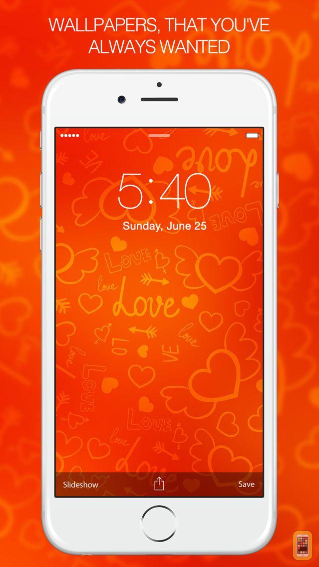 Screenshot - Valentine Wallpapers & Backgrounds
