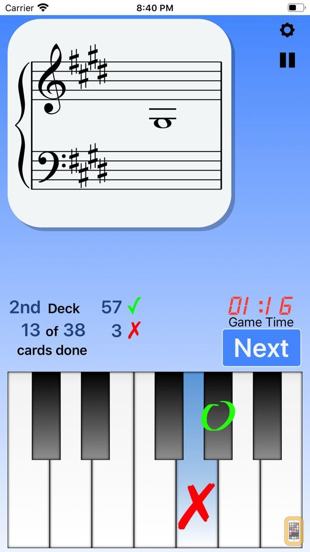 Screenshot - Music Flash Class