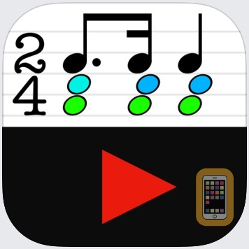 Rhythm Sight Reading Trainer by Rolfs Apps (Universal)