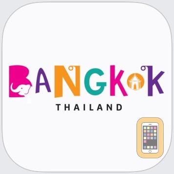 Bangkok Travel Guide Offline by eTips LTD (Universal)