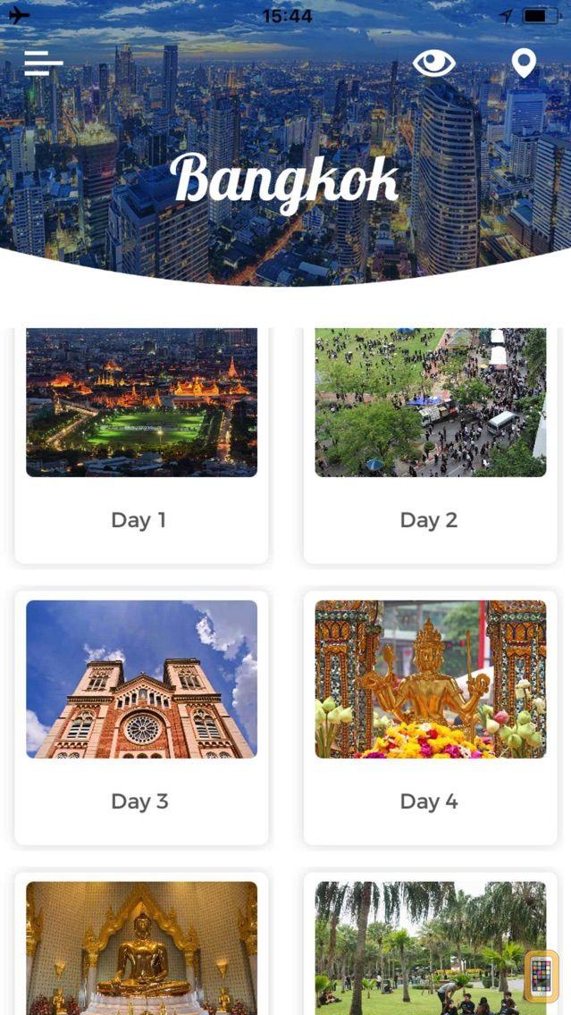 Screenshot - Bangkok Travel Guide Offline