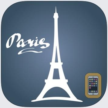 Paris Travel Guide Offline by eTips LTD (Universal)
