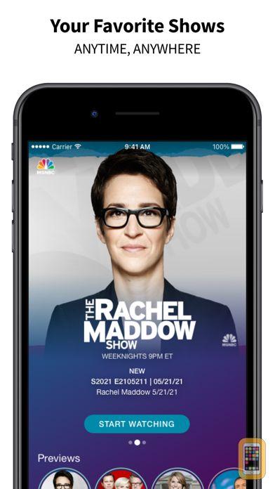Screenshot - MSNBC