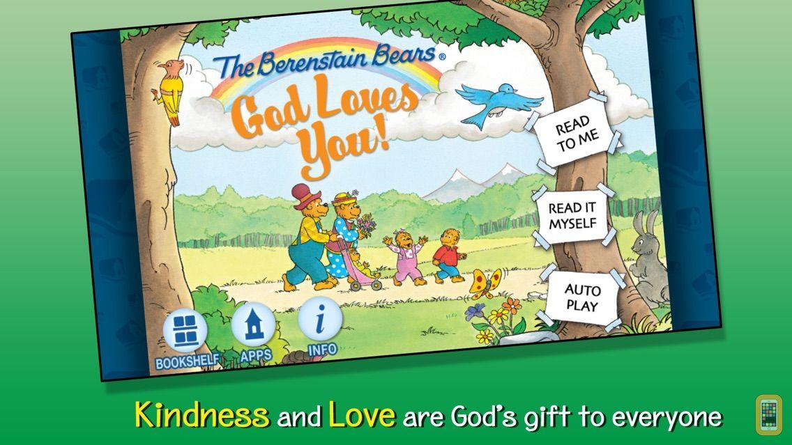 Screenshot - Berenstain Bears God Loves You