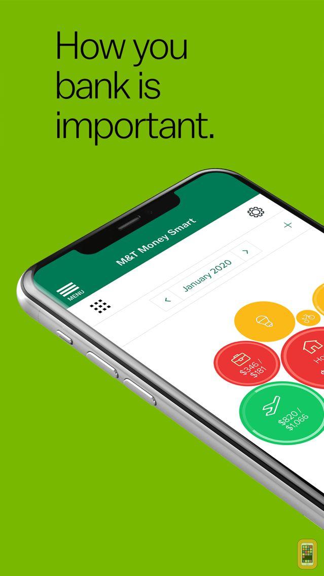 Screenshot - M&T Mobile Banking
