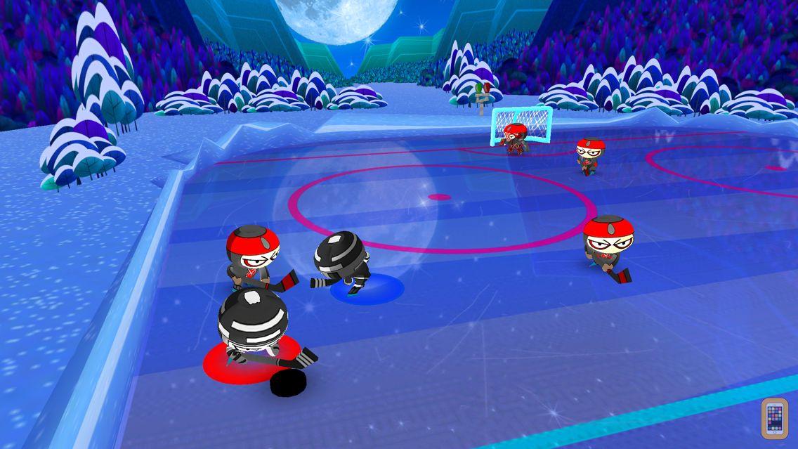 Screenshot - Chop Chop Hockey