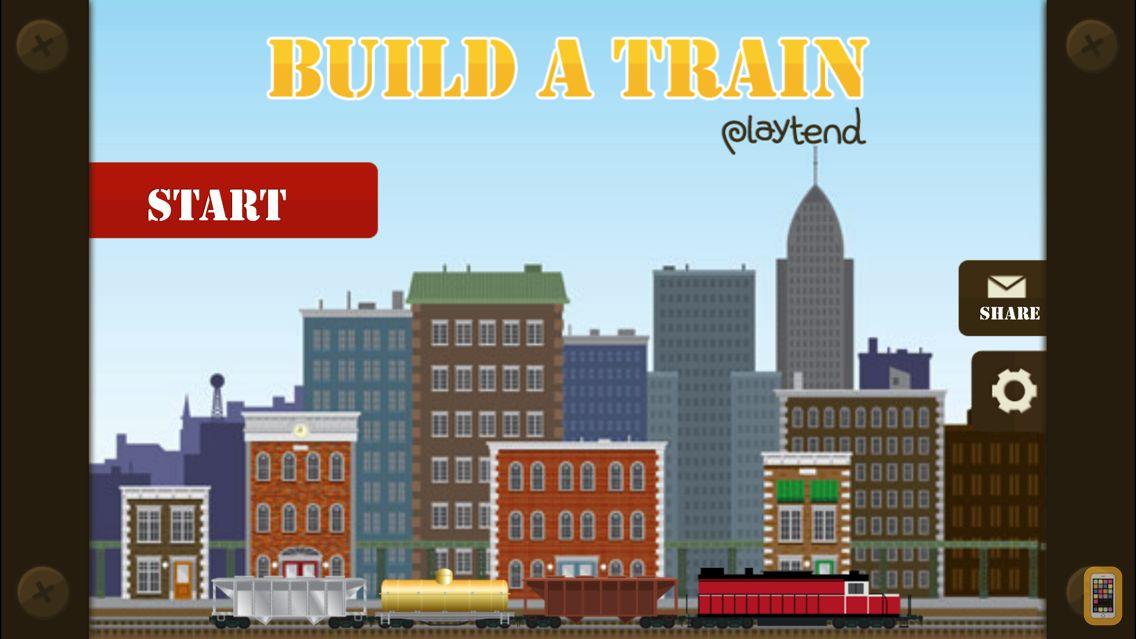 Screenshot - Build A Train