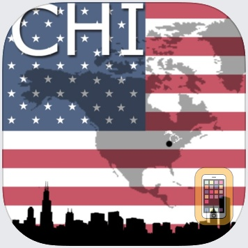 Chicago Map by CITY APP (Universal)