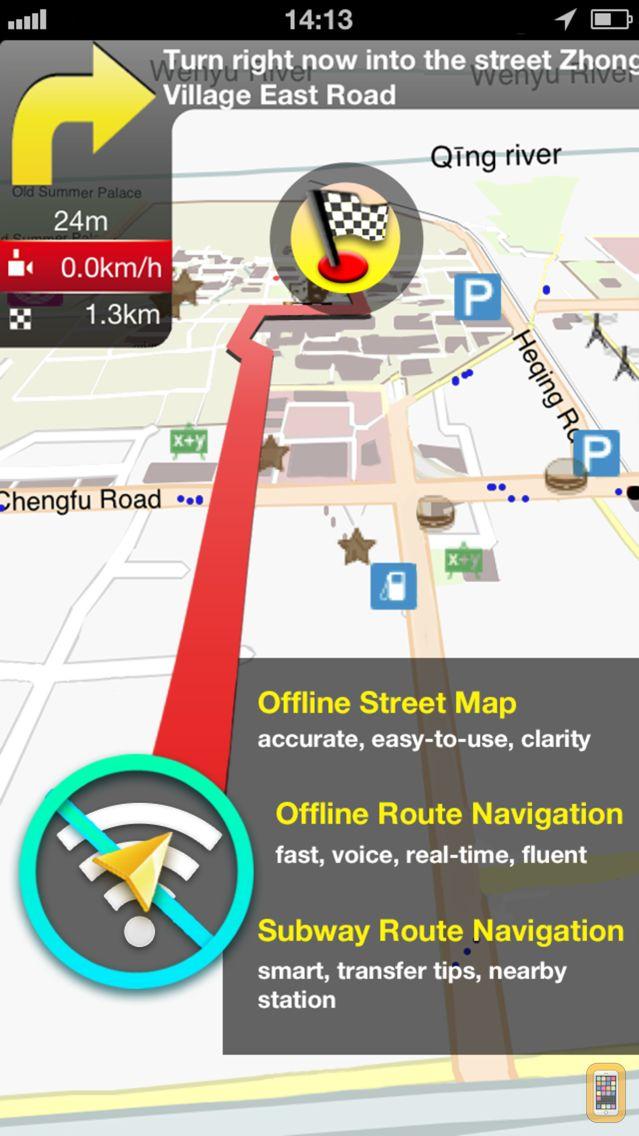 Screenshot - Chicago Map