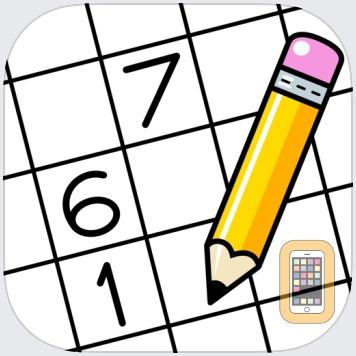 Sudoku :) by Solitaire, Mahjong and Sudoku Company (Universal)