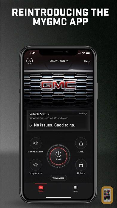 Screenshot - myGMC