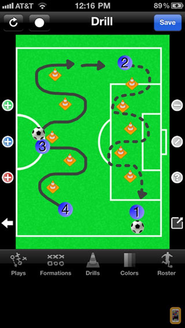 Screenshot - Soccer Coach Pro