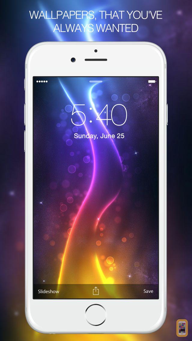 Screenshot - Glow Wallpapers – Glow Pictures & Glow Backgrounds