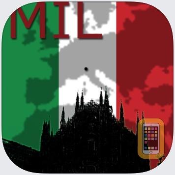 Milan Map by CITY APP (Universal)