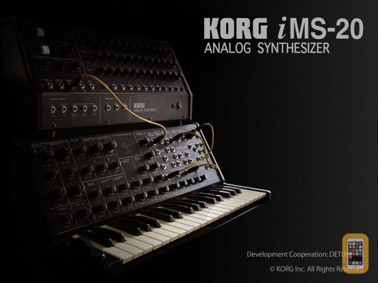 Screenshot - KORG iMS-20