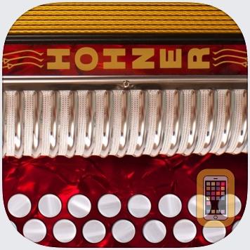 Hohner B/C Mini-Accordion by Michael Eskin (iPhone)
