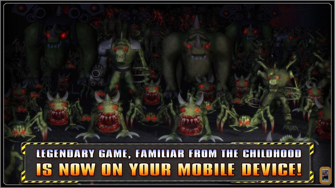 Screenshot - Alien Shooter - Survive