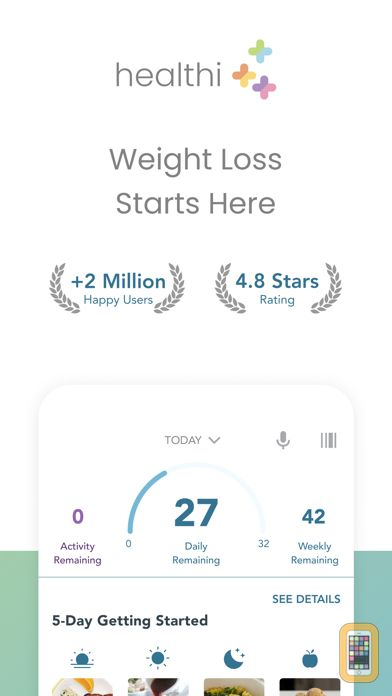 Screenshot - iTrackBites: Smart Weight Loss