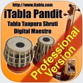 iTabla Pandit Professional by Vidya Multimedia (Universal)