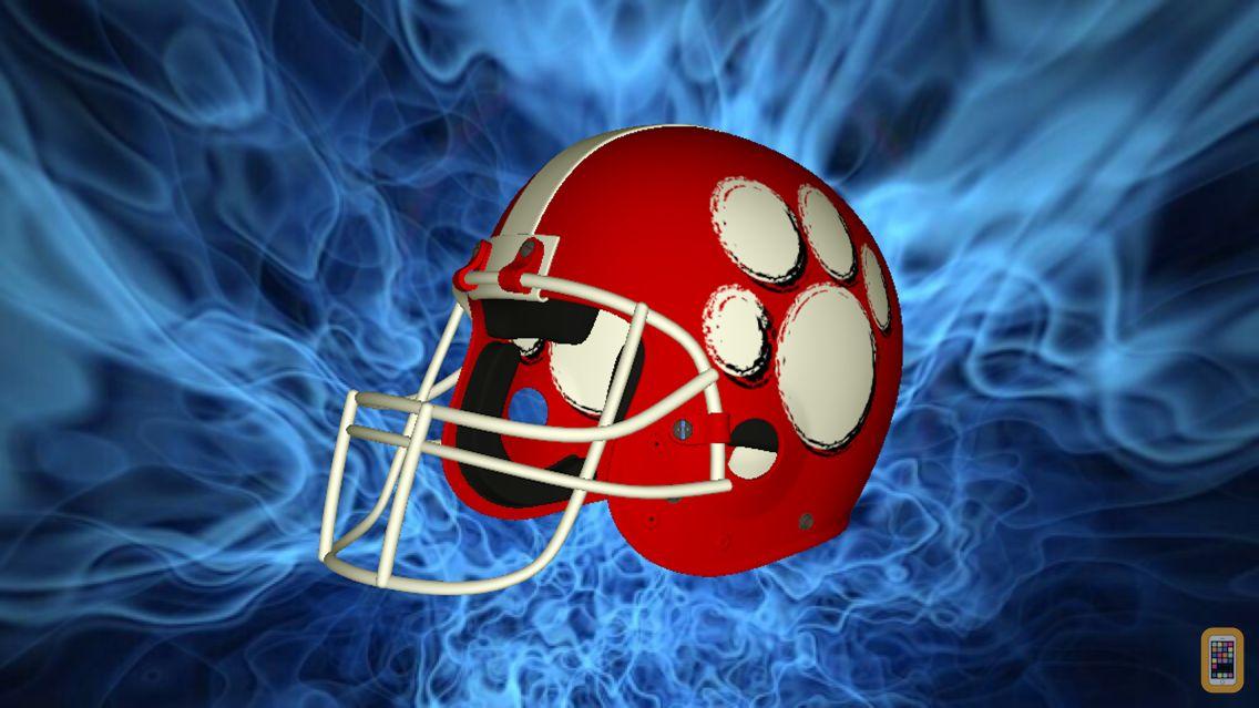 Screenshot - Football Helmet 3D