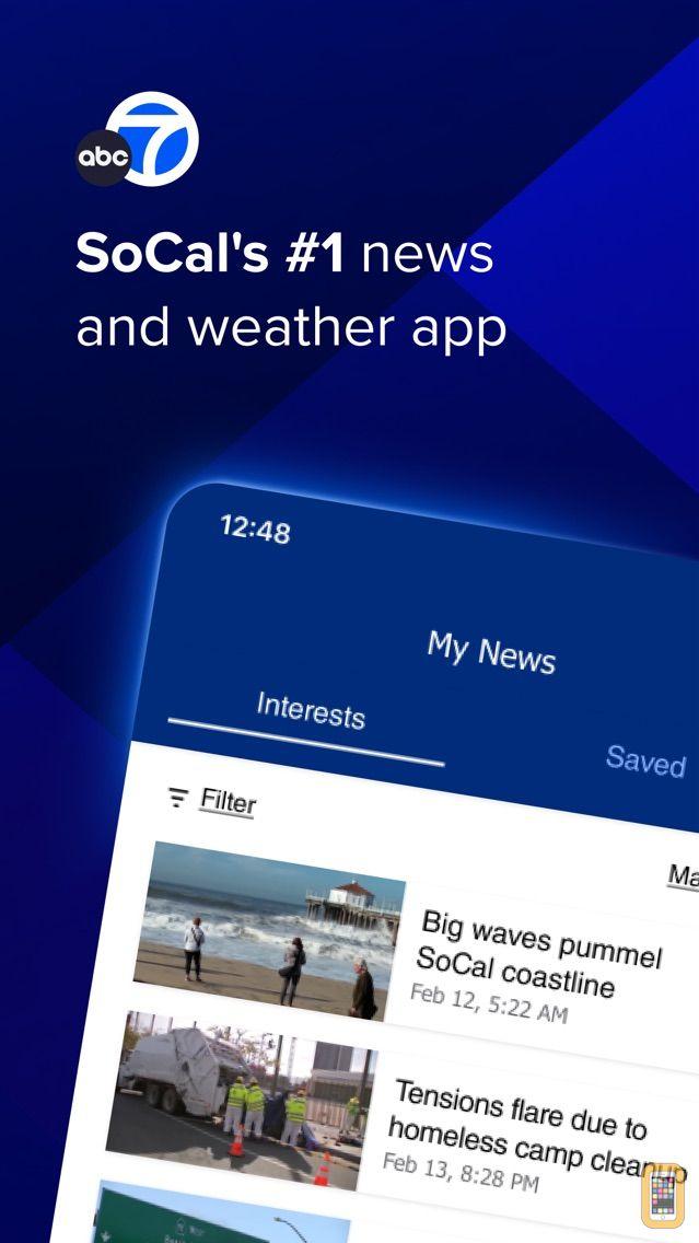 Screenshot - ABC7 Los Angeles