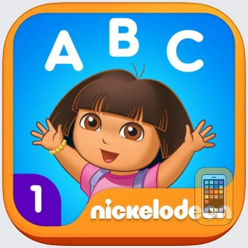 Dora ABCs Vol 1: Letters by Nickelodeon (Universal)