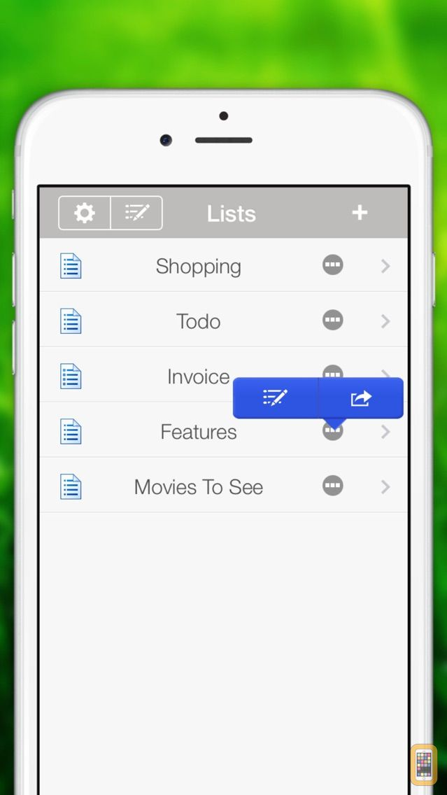 Screenshot - Extreme Lists ( Grocery, Shopping, Todo Lists)