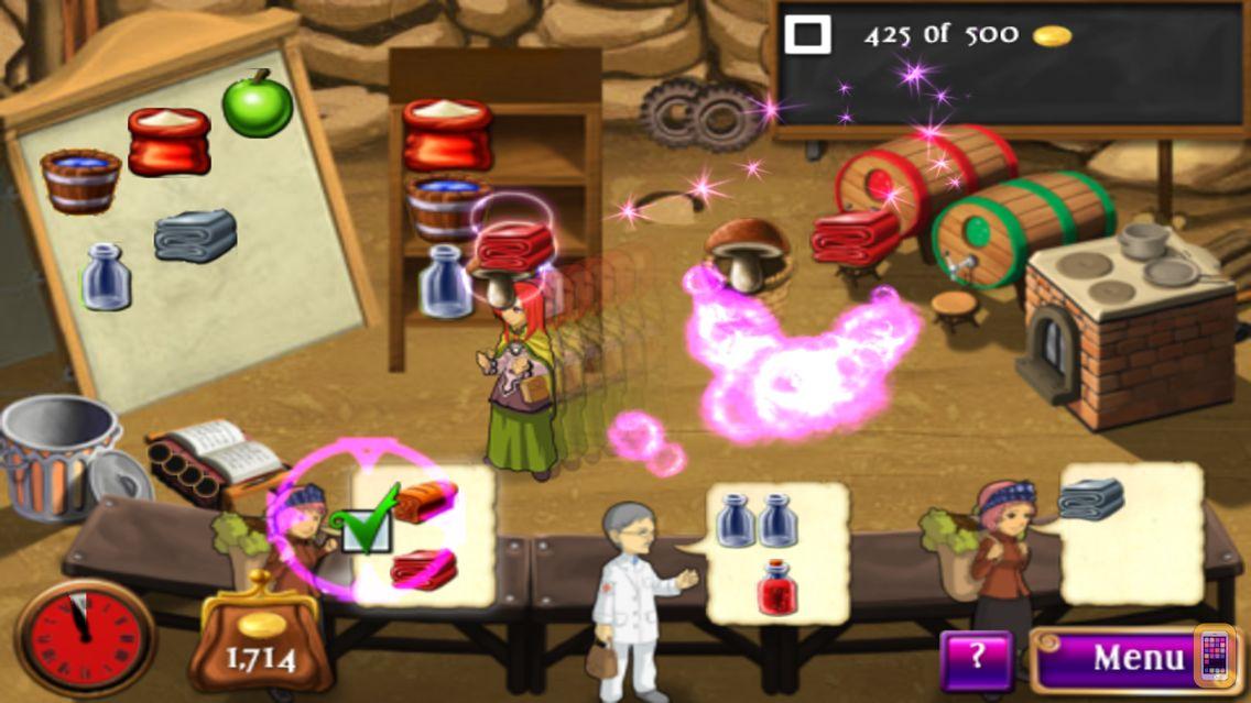Screenshot - Miriel's Enchanted Mystery HD