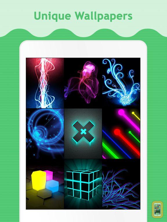 Screenshot - Neon Wallpaper HD