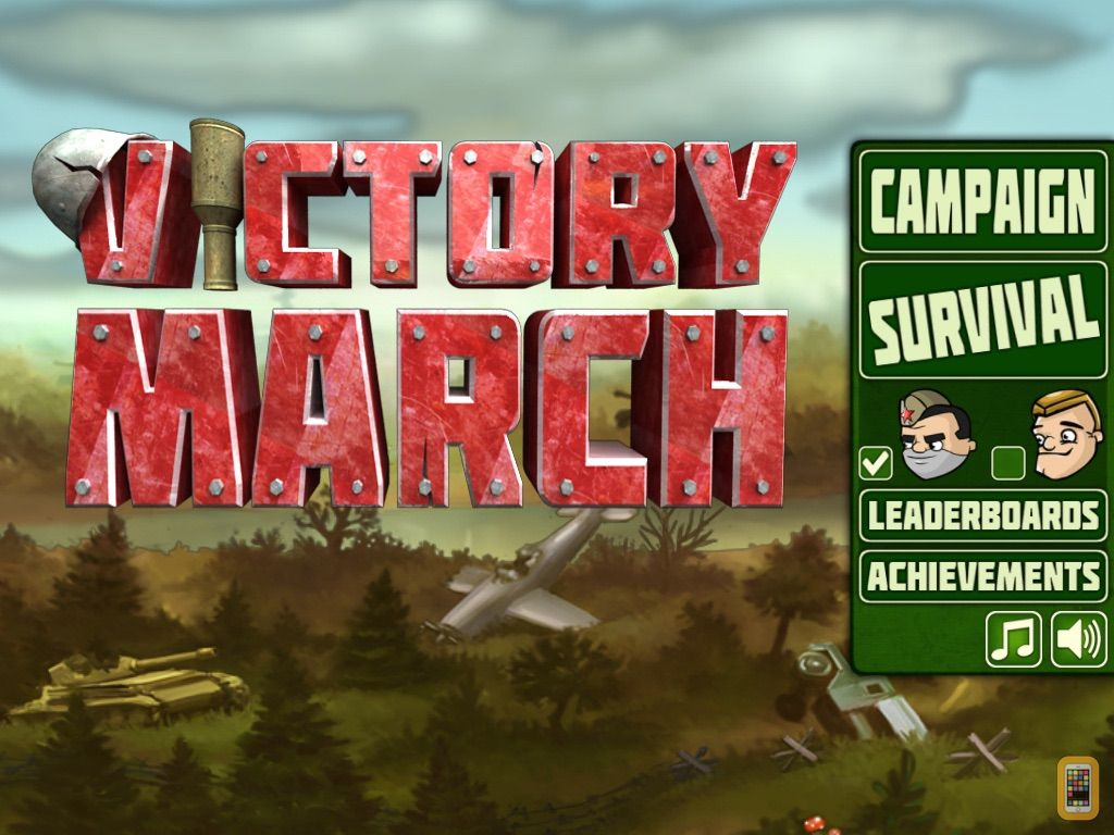 Screenshot - Victory March HD