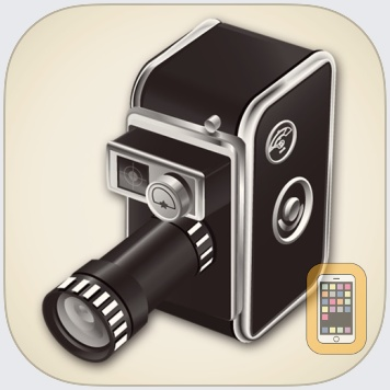 8mm Vintage Camera by NEXVIO INC. (iPhone)