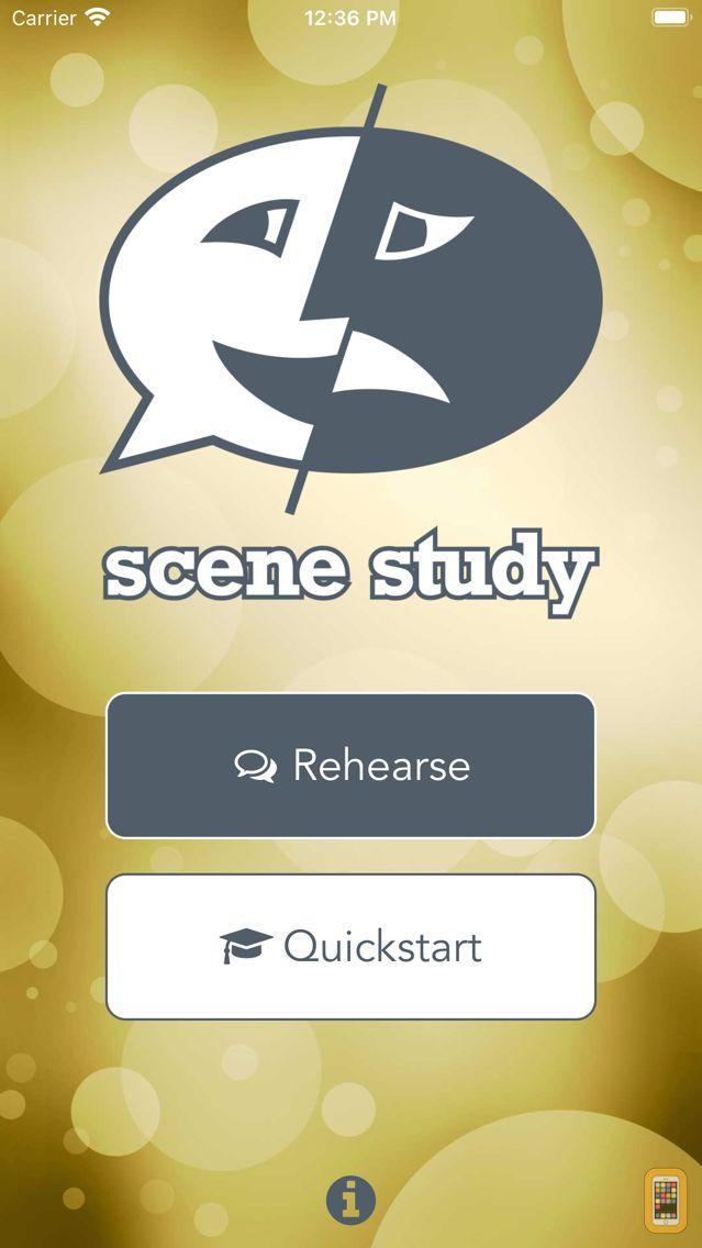 Screenshot - Scene Study