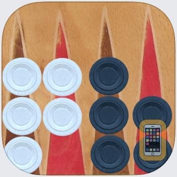 FaceMe Backgammon by Quatrian Inc. (Universal)