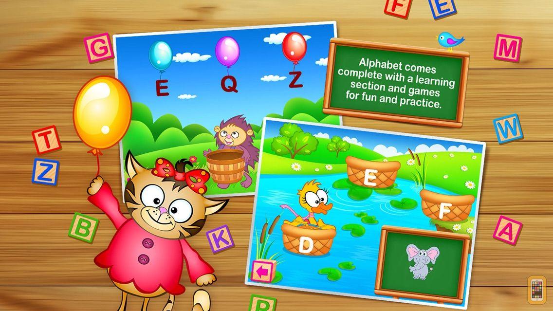 Screenshot - 123 Kids Fun GAMES - Preschool Math&Alphabet Games