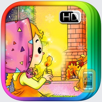 Little Match Girl - Interactive Book iBigToy by iBigToy inc. (Universal)