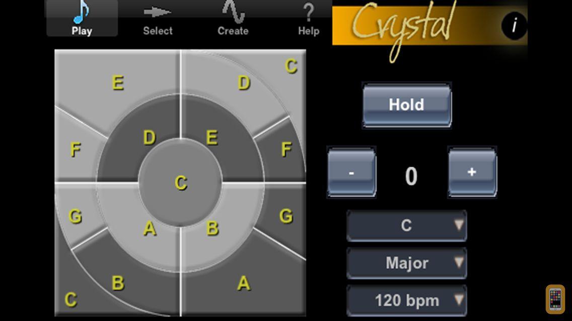 Screenshot - Crystal Synth XT