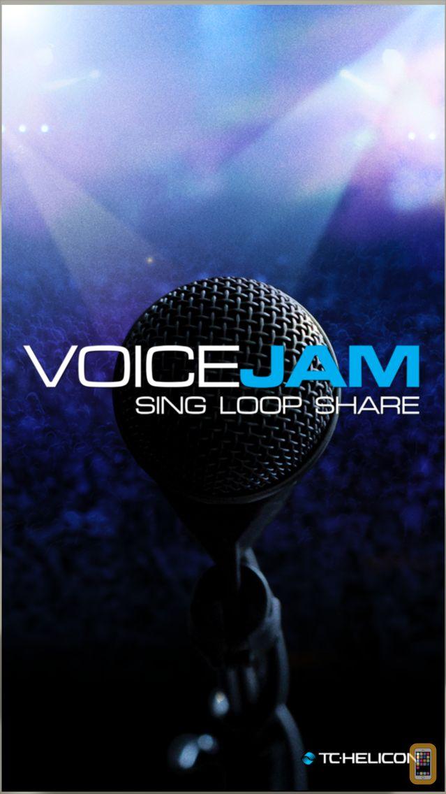 Screenshot - VoiceJam: Vocal Looper - Sing, Loop, Share