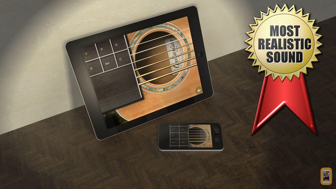 Screenshot - Guitarism - Pocket Guitar